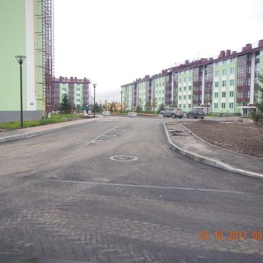 ЖК Образцовый квартал 2 ход строительства 2017
