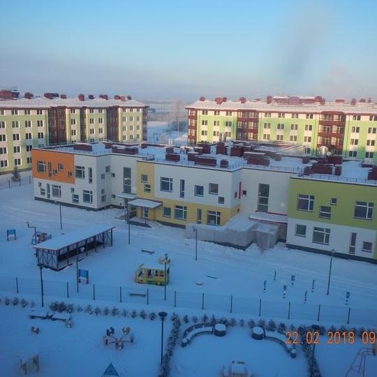 ЖК Образцовый квартал 2 ход строительства 2018